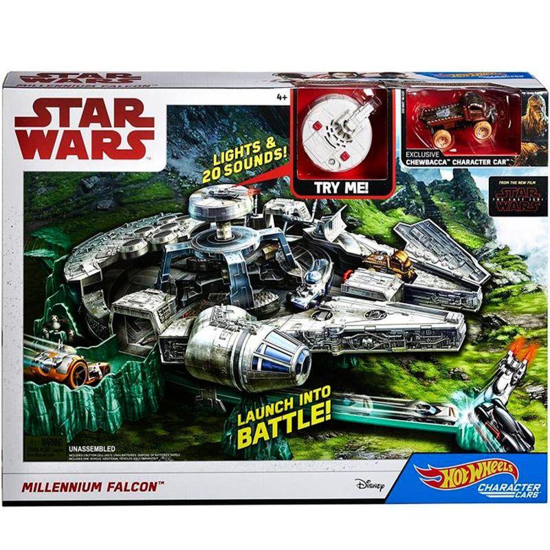 nave-hot-wheels-star-wars-millenium-falcon-mattel-dwm85
