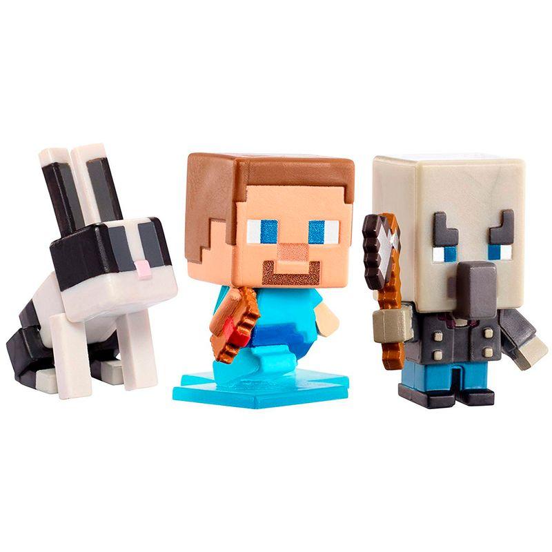 set-3-mini-figuras-minecraft-madera-serie-10-mattel-flr69