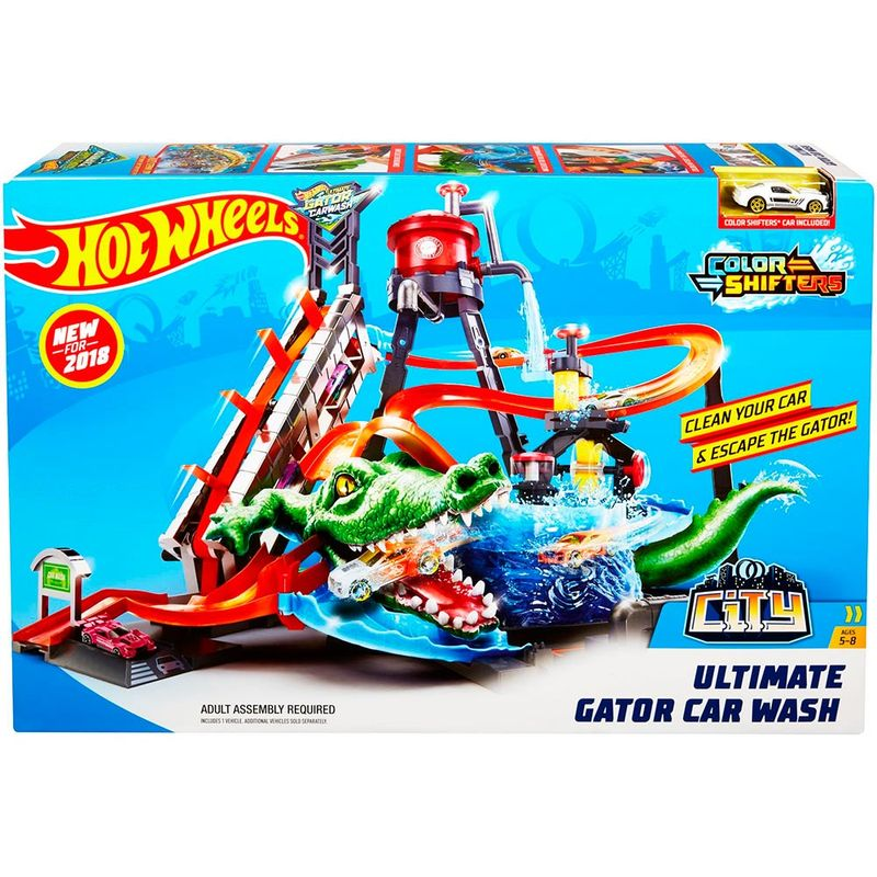 pista-hot-wheels-ultimate-gator-car-wash-mattel-ftb67