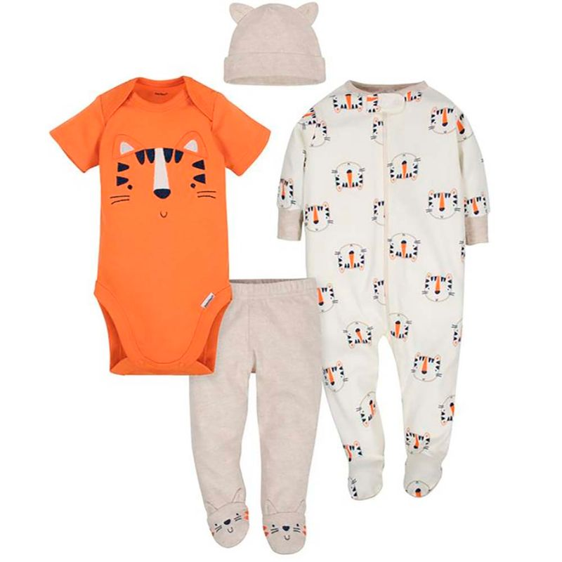 set-ropa-bebe-4-pcs-gerber-146514030b01