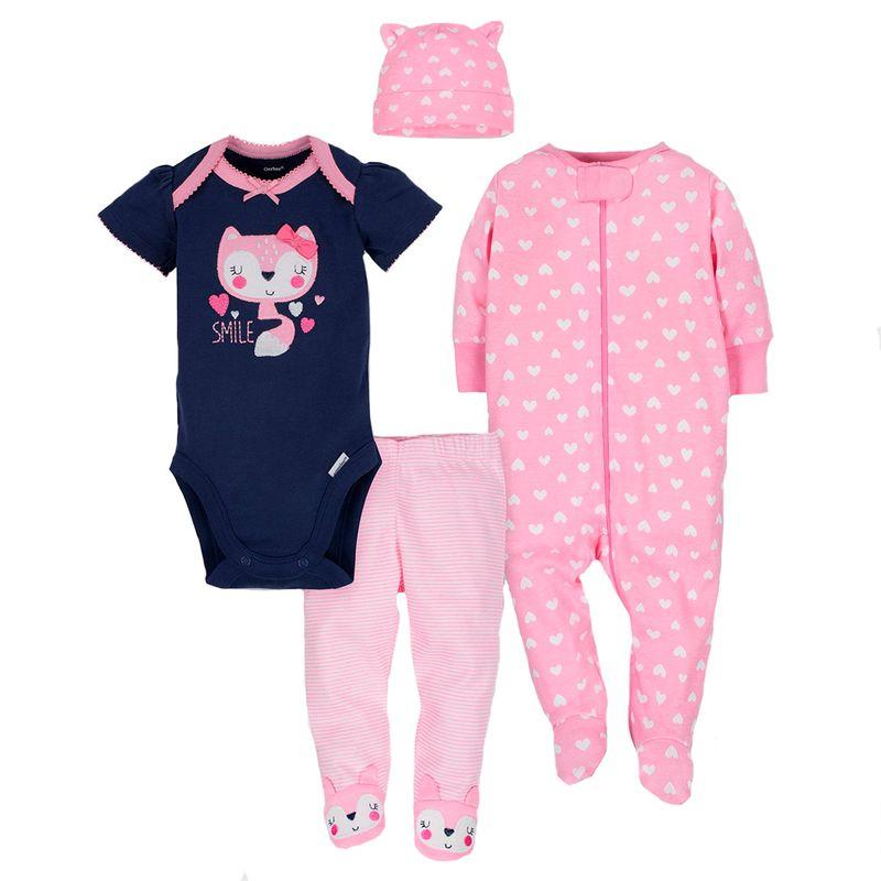 set-ropa-bebe-4-pcs-gerber-146514030g01