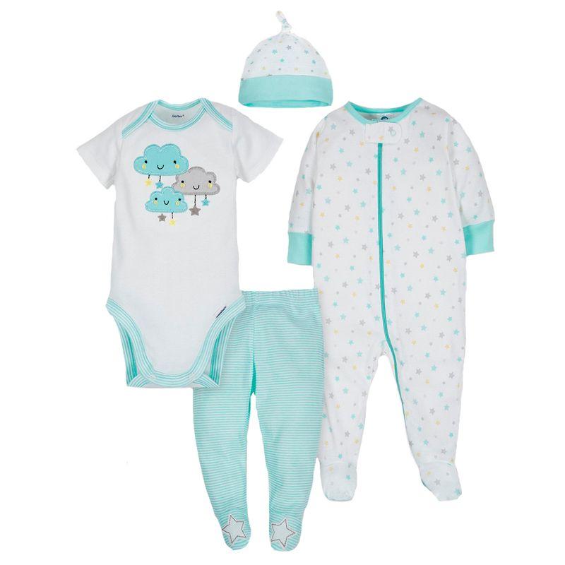 set-ropa-bebe-4-pcs-gerber-146514030n01
