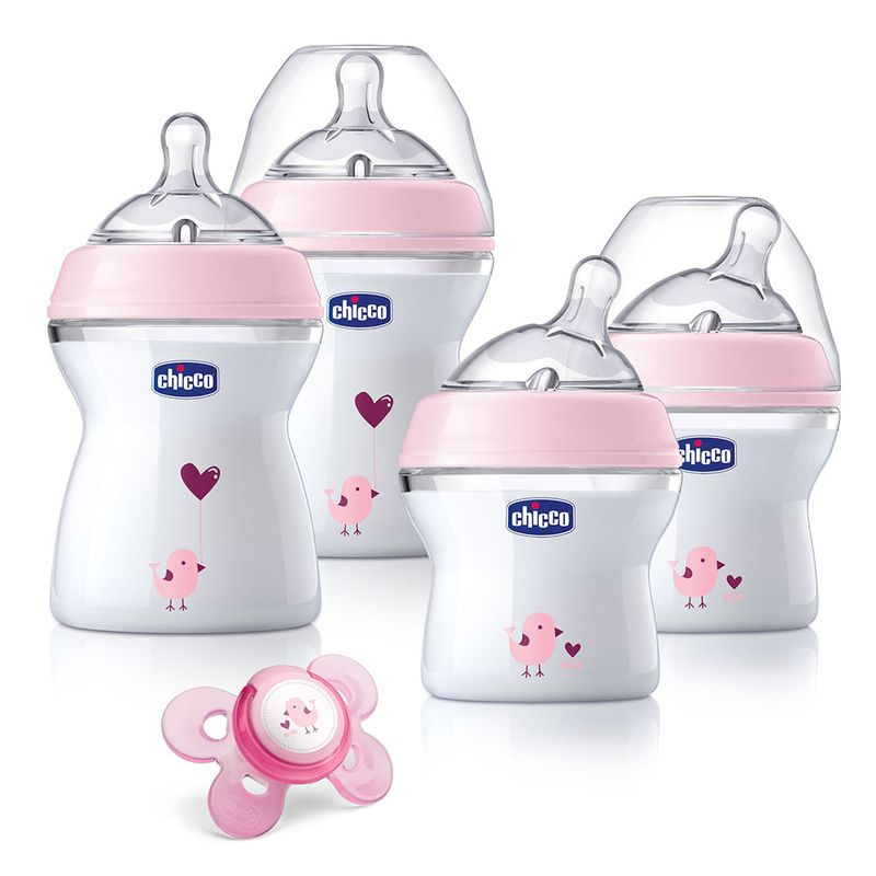 set-teteros-bebe-rosa-x-4-y-chupo-0-chicco-80811610070