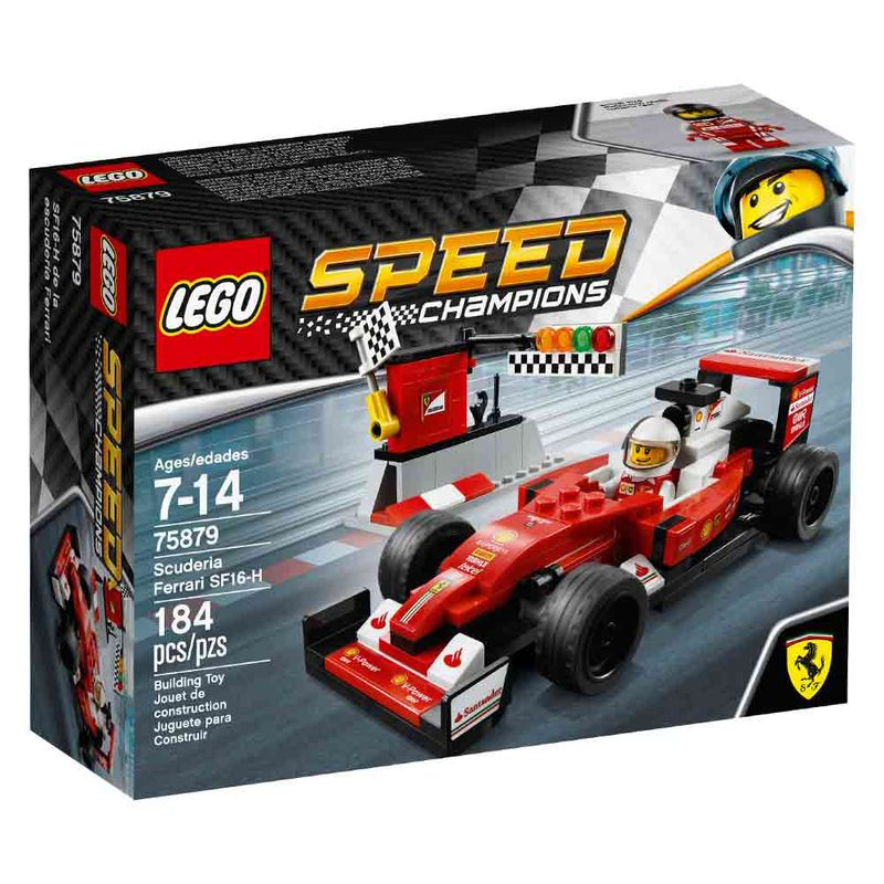 Speed Champions Sf16 Lego Ferrari H Scuderia IEH29WD