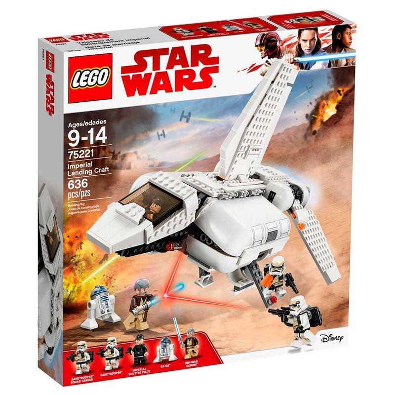 Star Wars Craft Imperial Lego Landing 1KFcTlJ3