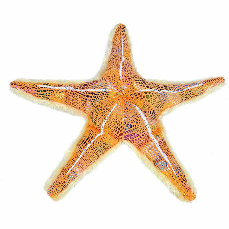 peluche-estrella-de-mar-naranja-wild-republic-22230