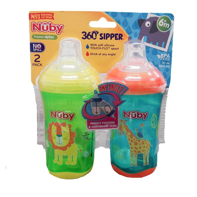 vaso-2-pack-10-oz-nuby-10429cs212