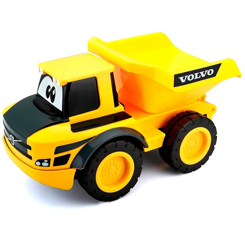 camion-control-bb-junior-volvo-bburago-1692005