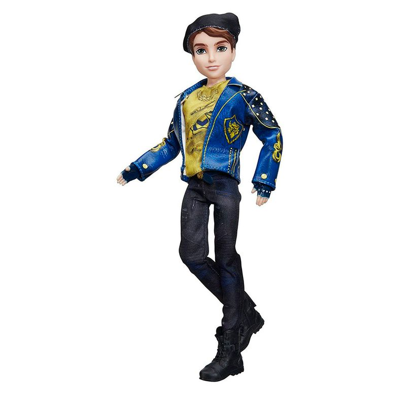 muneca-disney-descendants-ii-king-ben-hasbro-hc1785ax00
