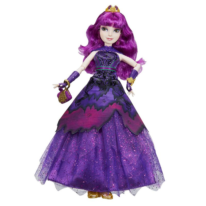 muneca-disney-descendants-ii-mal-hasbro-hc1789ax00