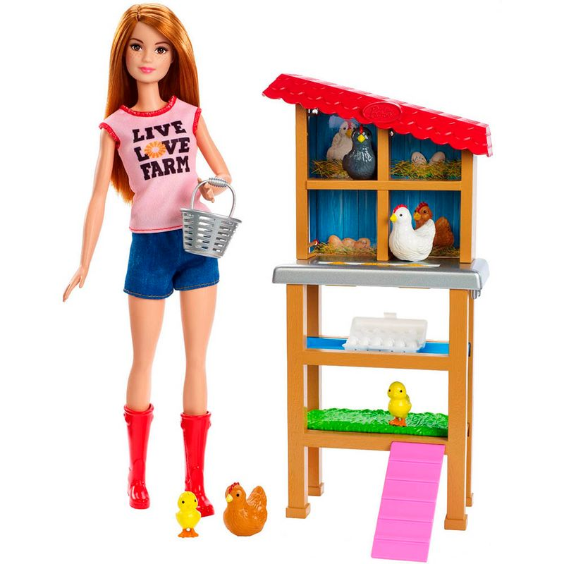 set-muneca-barbie-granjera-mattel-fxp15