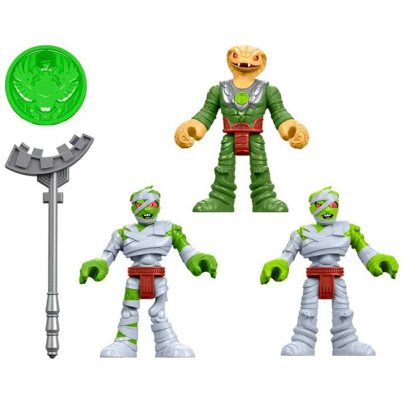 figuras-imaginext-treasure-hunters-fisher-price-fdn35