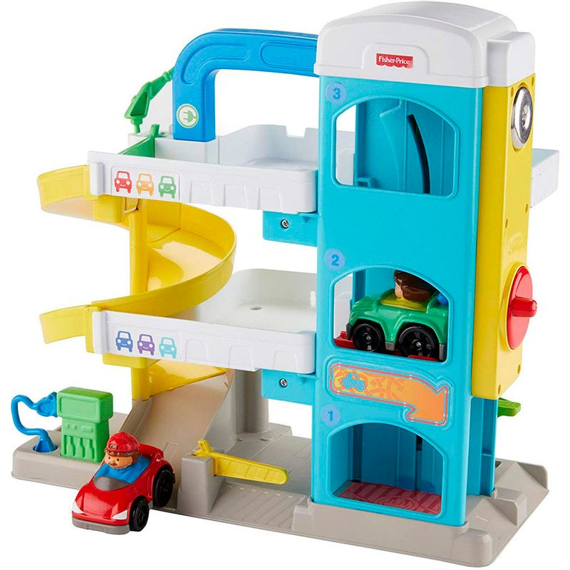 garaje-little-people-fisher-price-fhg50