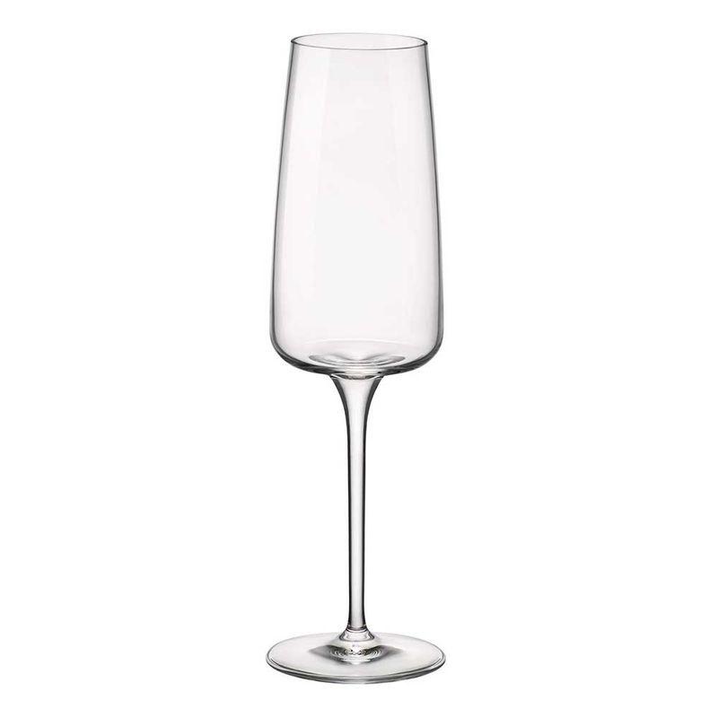 set-de-4-copas-planeo-flute-8-oz-bormioli-rocco-glass-365752