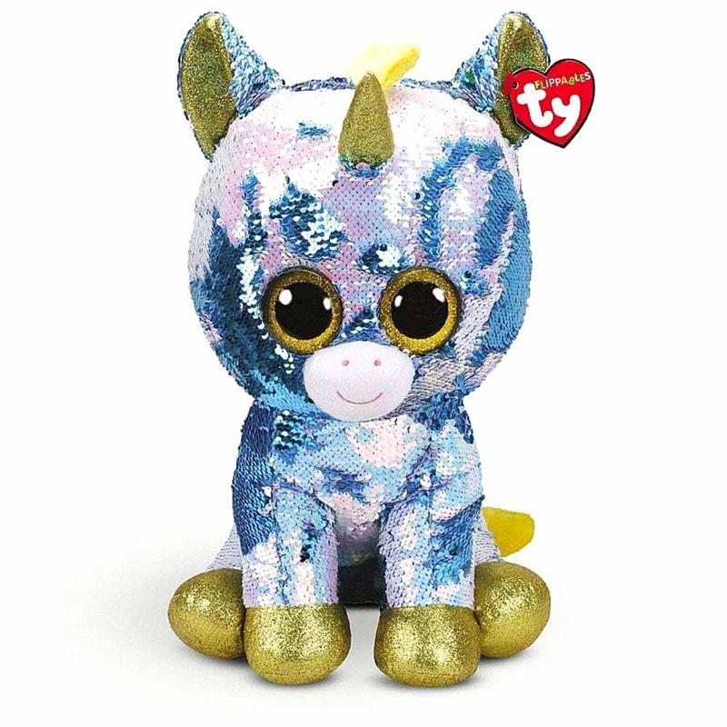 peluche-unicornio-dazzle-ty-inc-ty36761
