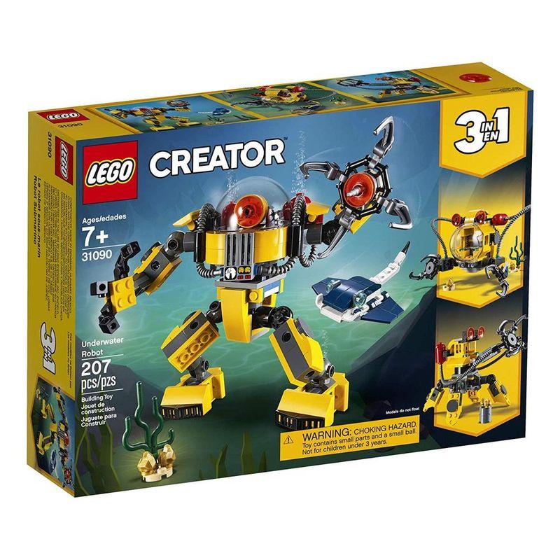 lego-creator-underwater-robot-lego-le31090