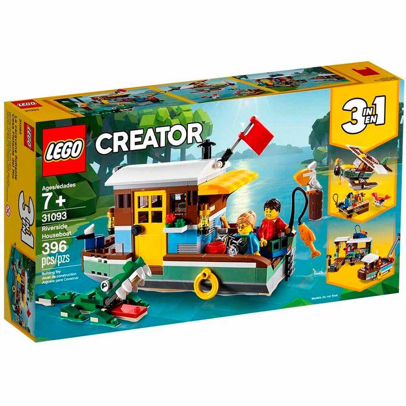 lego-creator-riverside-houseboat-lego-le31093