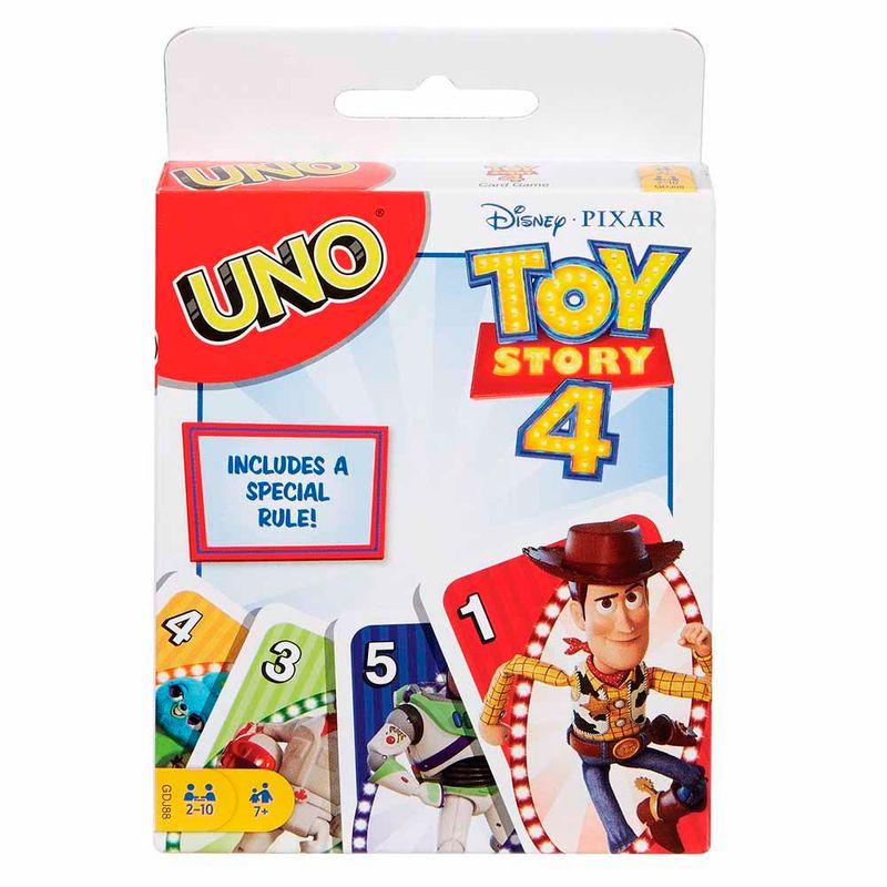 juego-de-cartas-uno-toy-story-4-mattel-gdj88