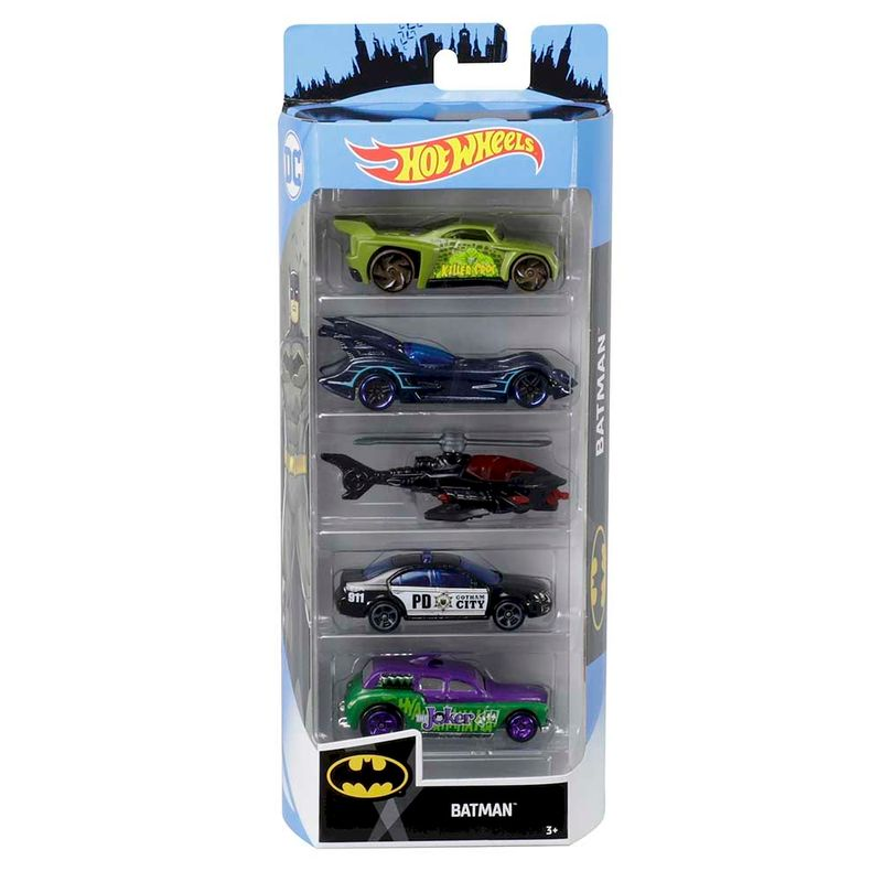 set-5-carros-hot-wheels-batman-mattel-226673