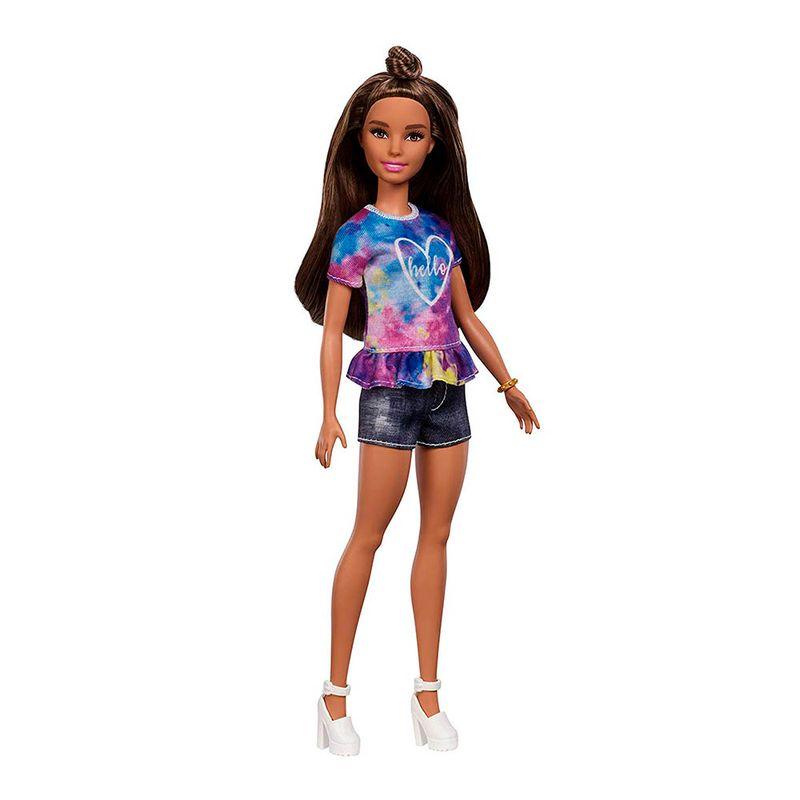 muneca-barbie-fashionista-mattel-226585