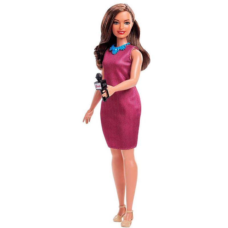 muneca-barbie-periodista-mattel-226663