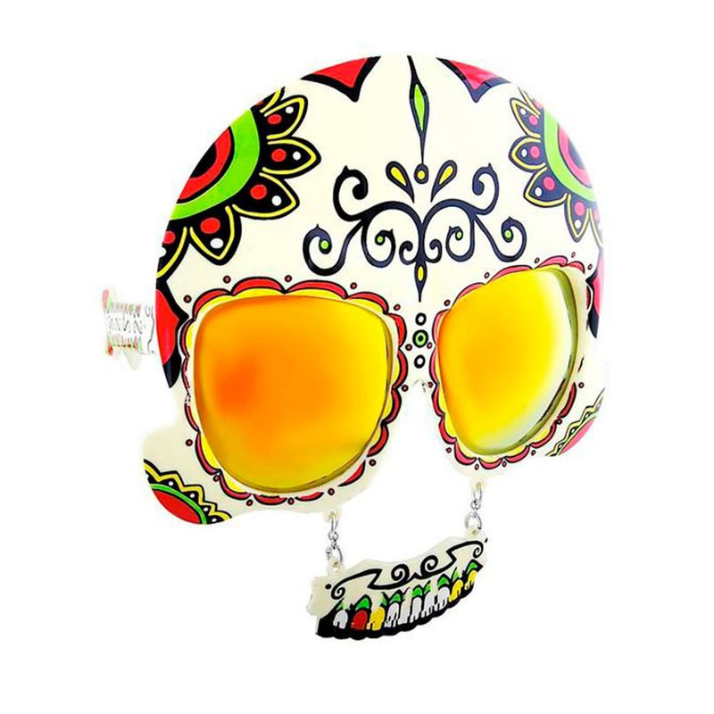 gafas-de-ninos-painted-skull-sunstaches-sg2155