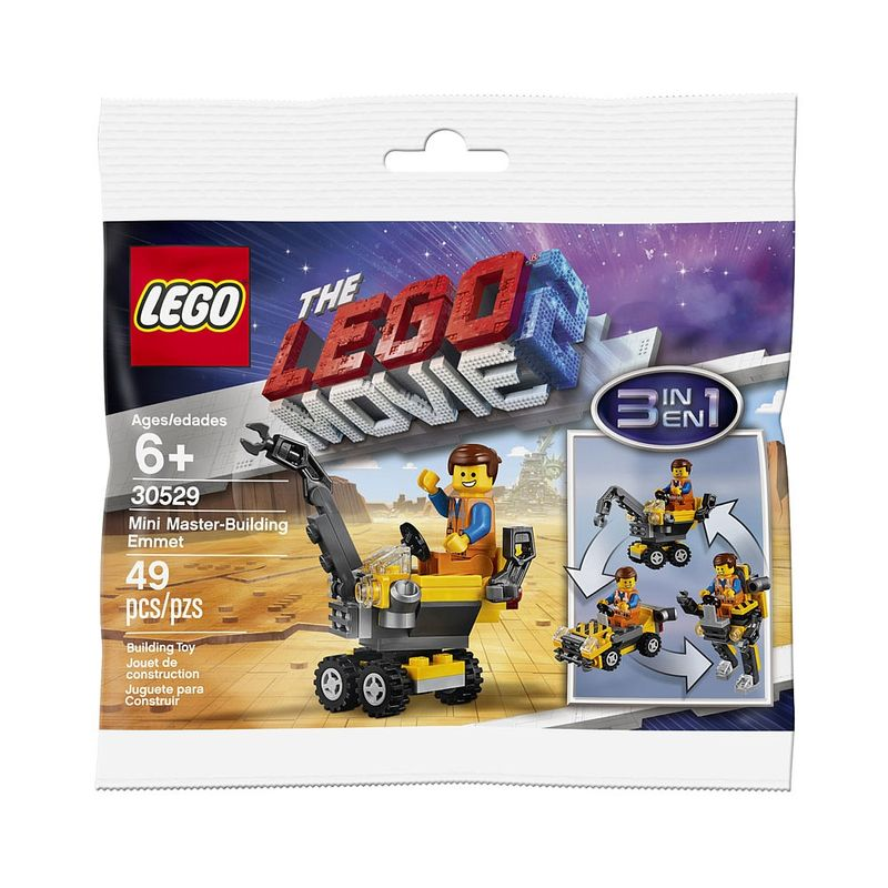 LEGO-MOVIE2-LE30529_EMMET-WITH-VEHICLE-MOREIN_673419305662_01