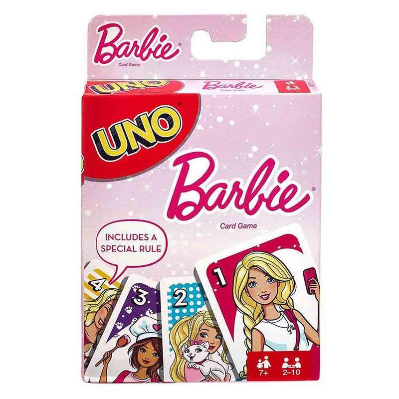 juego-de-cartas-uno-barbie-mattel-fmp71