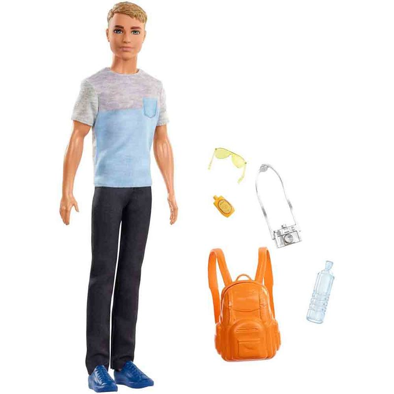 set-muneca-barbie-ken-mattel-fwv15