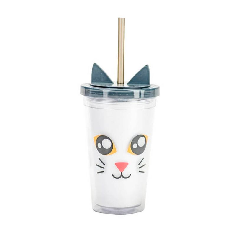 vaso-pitillo-termico-12-oz-gato-boston-warehouse-51358