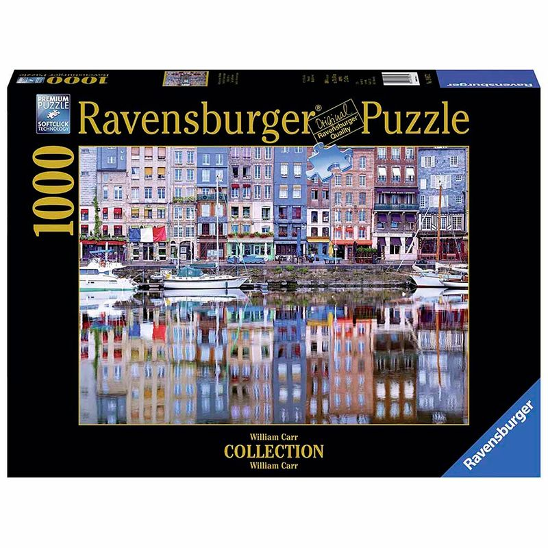 rompecabezas-1000-pcs-honefleur-reflection-ravensburger-226605