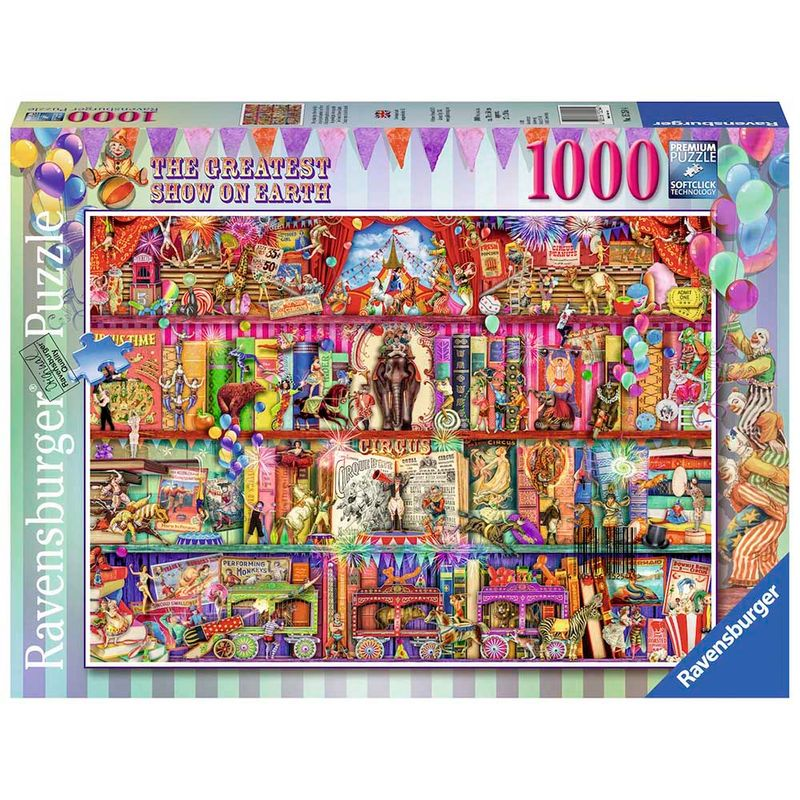 rompecabezas-x-1000-pcs--the-greatest-show-on-earth-ravensburger-gcy58
