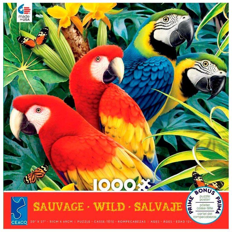 rompecabezas-x-1000-pcs-pw-wild-majestic-macaws-ceaco-cea33932