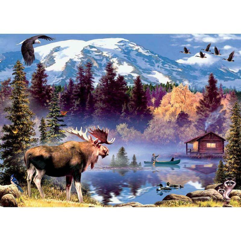 rompecabezas-x-1000-pcs-pw-wild-moose-cabin-ceaco-cea33935