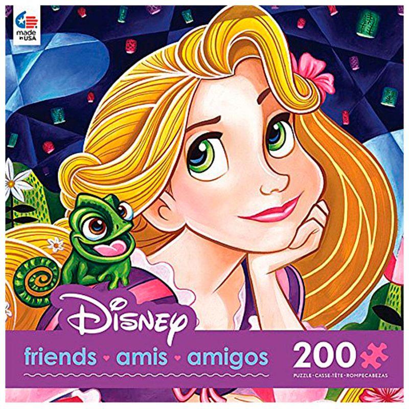 rompecabezas-x-200-pcs-disney-friends-flowers-in-her-hair-ceaco-cea22422