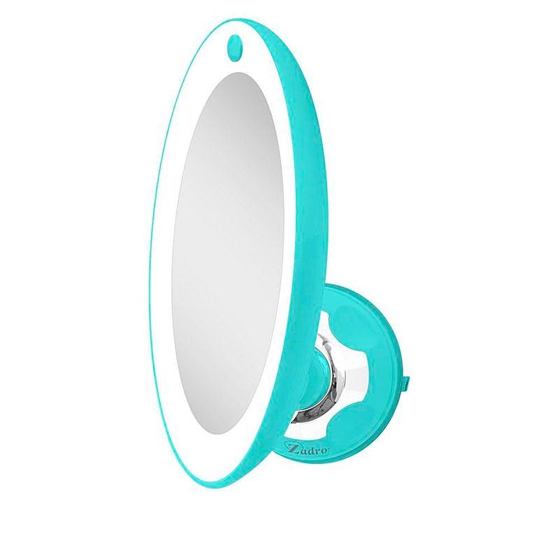 espejo-de-bano-10x-led-azul-zadro-LEDPSC2001
