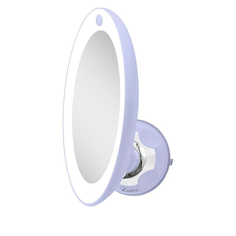 espejo-de-bano-10x-led-morado-zadro-LEDPSC2003