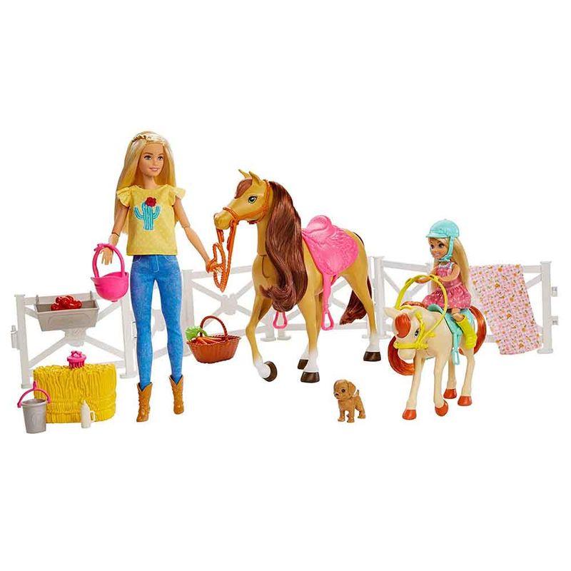 set-barbie-caballo-accesorios-mattel-fxh15