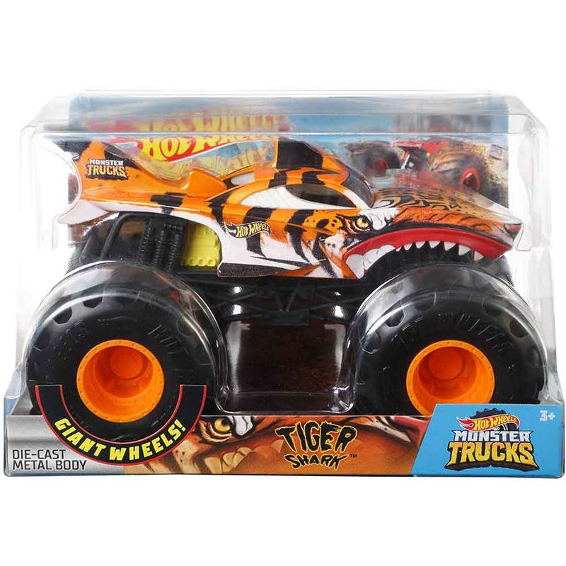 vehiculo-hot-wheels-monster-trucks-tiger-shark-mattel-gcx21