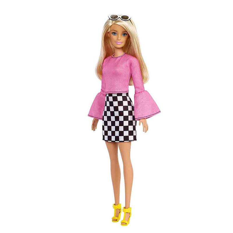 muneca-barbie-fashionista-mattel-fxl44