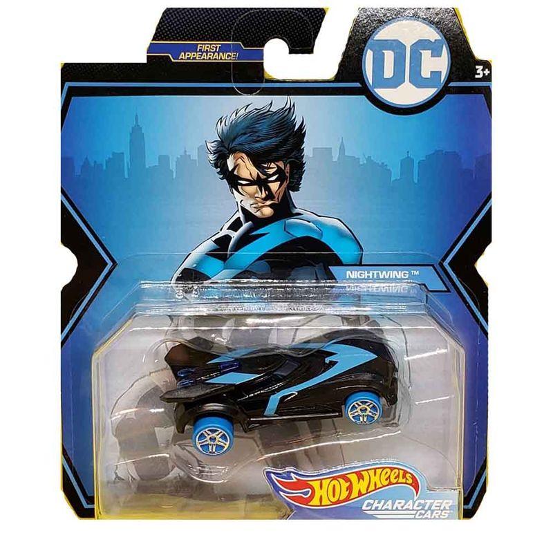 carro-hot-wheels-dc-comics-nightwing-mattel-fyv43