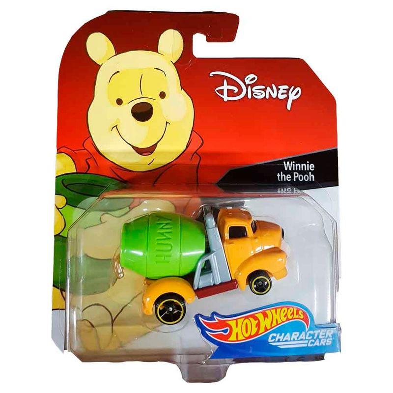 carro-hot-wheels-disney-pixar-winnie-pooh-mattel-gdw07