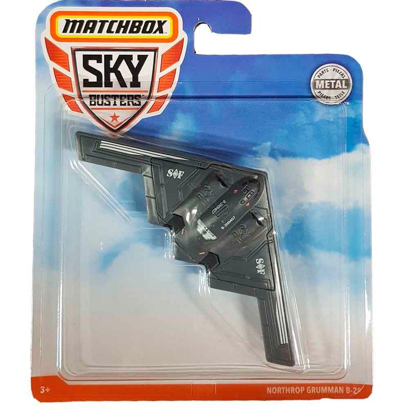 aviones-matchbox-sky-busters-mattel-glr68