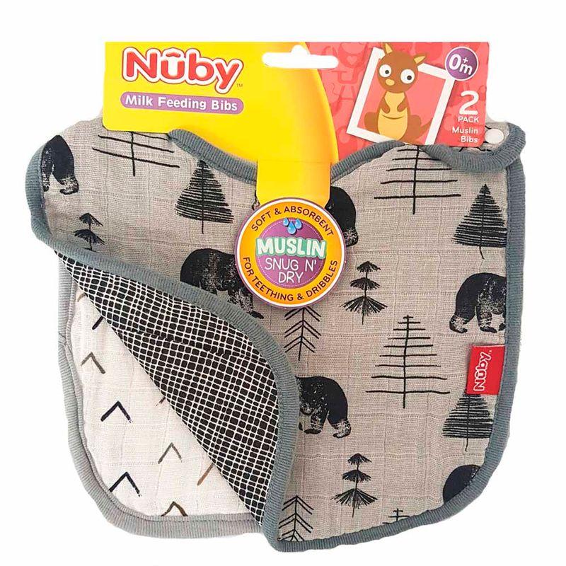 babero-2-pack-gris-nuby-91000cs416