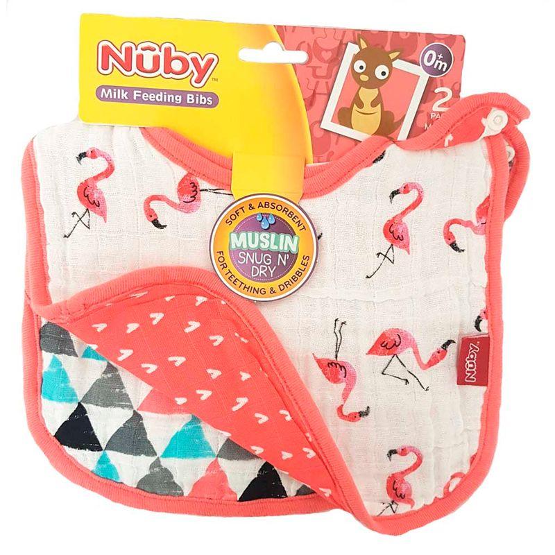 babero-2-pack-rosa-nuby-91000cs416r