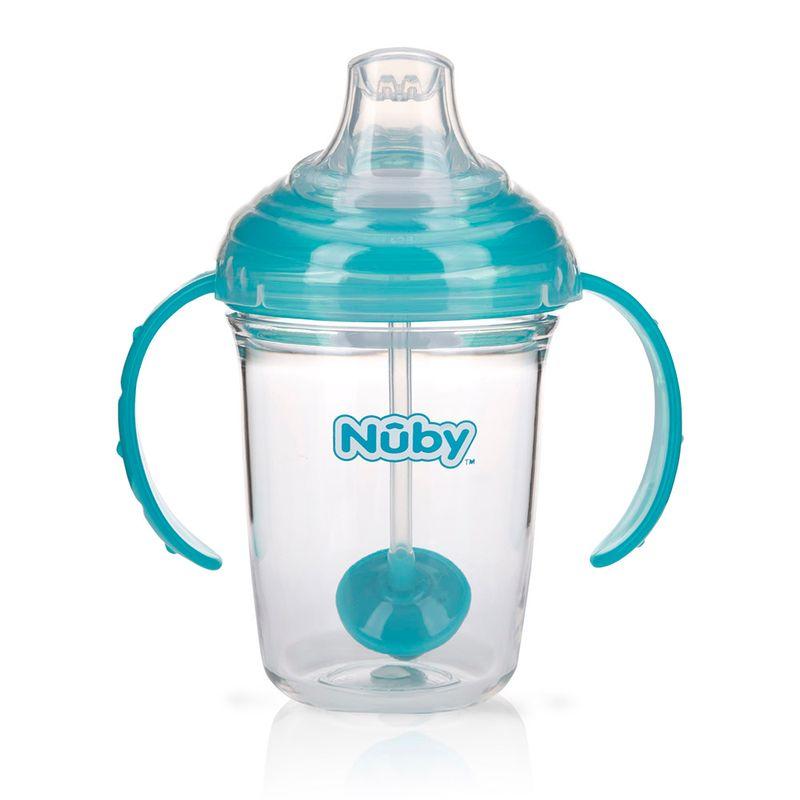 vaso-8-oz-360-aqua-nuby-10640cs636a