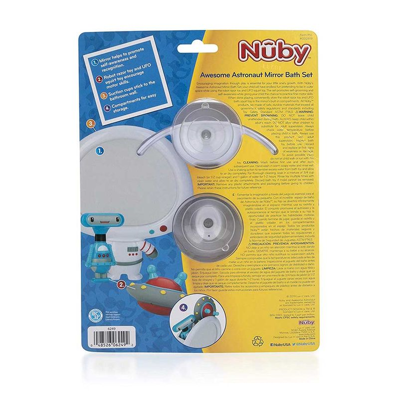set-juguete-bano-nuby-6249cs28