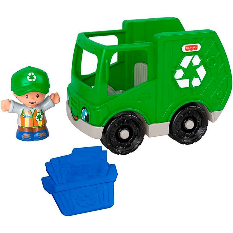 FISHER-PRICE_CAMION-RECICLAJE-LITTLE-PEOPLE-GMJ17_887961855449_01